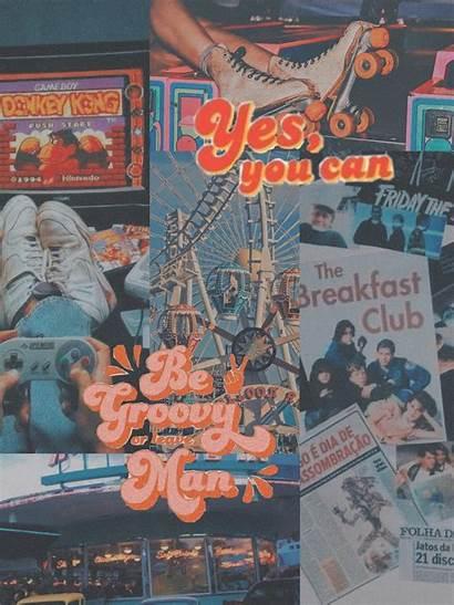 Aesthetic 90s 80s Retro Aesthetics Wallpapers Desktop