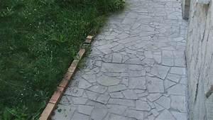 Bordure D Allée : refaire les bordures d all e de jardin ~ Preciouscoupons.com Idées de Décoration