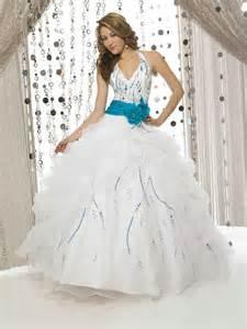 robes de mariã s robes de mariage turquoise blanc robe de mariée décoration de mariage