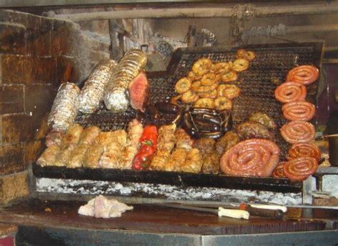 cuisine grill uruguayan cuisine