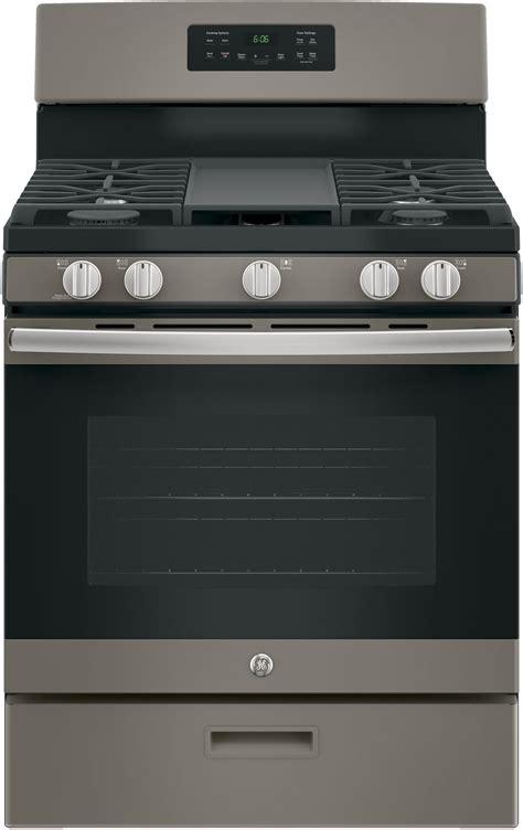 ge jgbseekes    standing gas range   sealed burners  cu ft oven capacity
