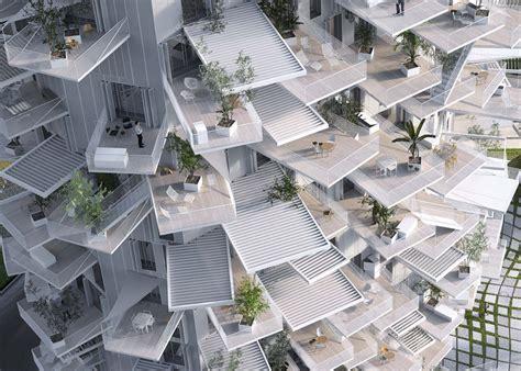 L'arbre Blanc  Best Architectural Design In Montpellier