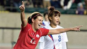 Canadian women's soccer team fights for place in spotlight ...