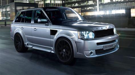 Onyx Slams 2010 Range Rover
