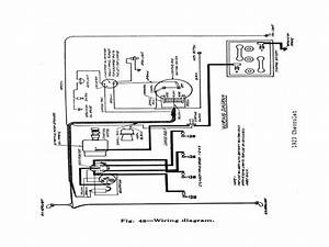 1960 Chevrolet Impala Electrical Wiring Diagram