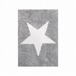 tapis etoile With tapis gris etoile