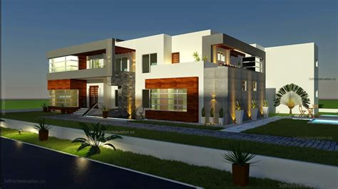 Open Concept Modern House Plan