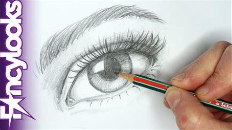 Cómo dibujar un ojo realista con lápiz paso a paso YouTube