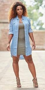 Best 25+ Curvy women fashion ideas on Pinterest | Curvy women outfits Curvy fashion and Plus ...