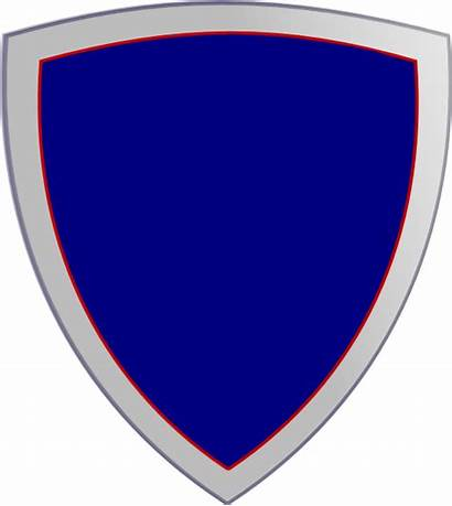 Shield Plain Security Clip Clker Vector Clipart