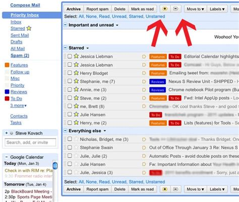 How to Use Gmail Priority Inbox