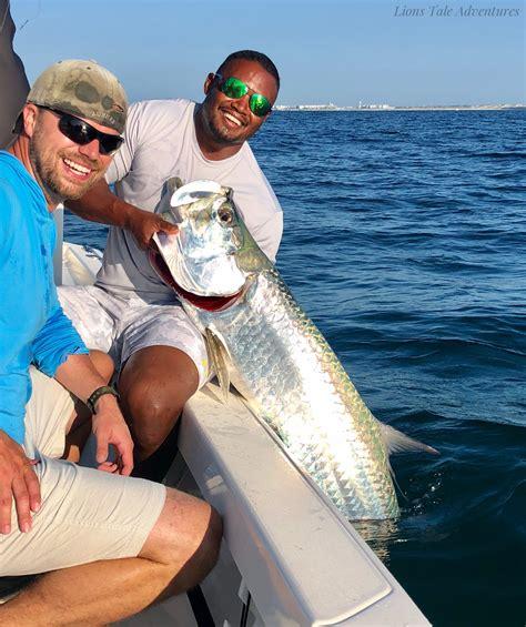 fishing tarpon destin florida fish