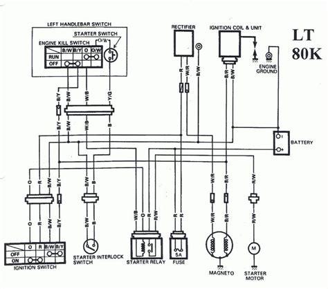 2008 King 450 Wiring Diagram by Ltr 450 Killswitch Wiring Help Suzuki Z400 Forum Z400