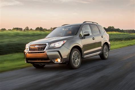 2018 Subaru Forester  Side Wallpapers  Car Preview And