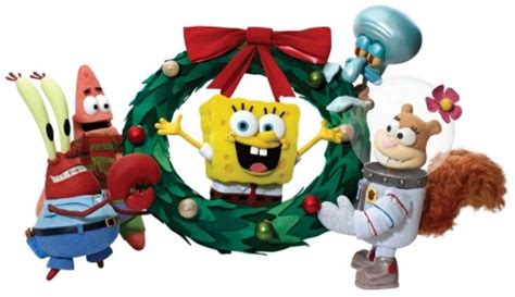 'it's A Spongebob Christmas'