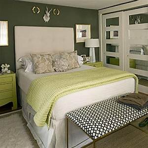 Green, Bedroom, Photos, And, Decorating, Tips