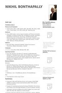 curriculum vitae linux administrator system administrator resume sles visualcv resume sles database