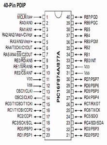 Pic16f877a Pin Diagram Description Pdf