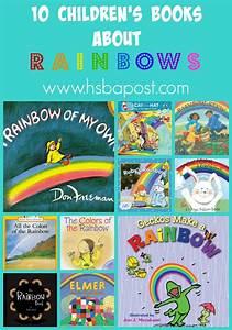 10 Children's Books about Rainbows - The Homeschool Post