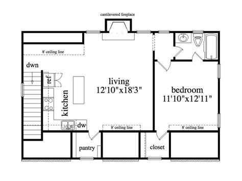 garage plans with living space on floor the houseplan shop