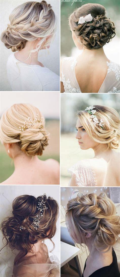 wedding hairstyles  brides  flower girls
