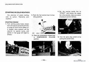 Komatsu Motor Grader Gd605a