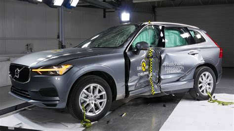 All-new Volvo Xc60 Is The Safest Car The Euro Ncap Tested