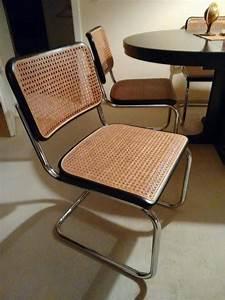 Freischwinger Stühle Klassiker : thonet freischwinger stuhl st hle in hamburg designerm bel klassiker kaufen und verkaufen ~ Indierocktalk.com Haus und Dekorationen