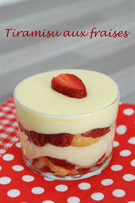 recettes maxi cuisine dessert 13 desserts chacun tiramisu aux fraises