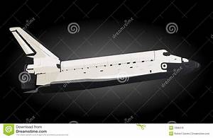 Space Shuttle Royalty Free Stock Image - Image: 7896476