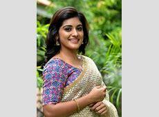 Niveda Thomas Saree Photos South Indian Actress
