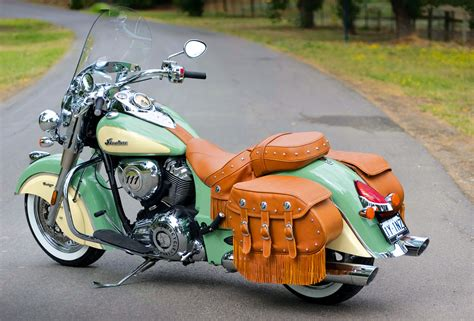 Review Indian Chief Vintage by Indian Chief Vintage Review Road Rider Magazine