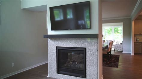 hanging tv  fireplace brilliant   mount  tv