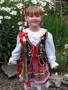 Polish Dress | Polish Folk Art | Pinterest