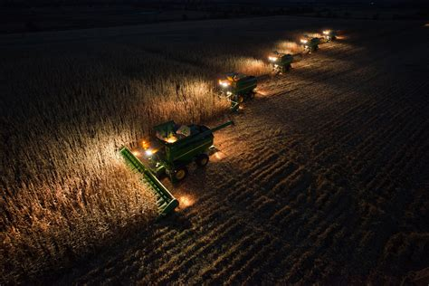 night farming   show production doesnt stop