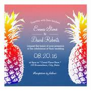 Hawaiian Pineapple Tropical Wedding Invitations Zazzle Tropical Wedding Invitation Set By Lucy Says I Do Digital Wedding Invitations Wedding Invites Pg 2 Pics Photos Tropical Wedding Invitations
