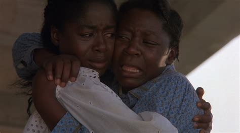 nettie from the color purple armond white review of steven spielberg s the