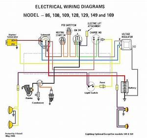 Wiring Diagram To Hook Up Amp Gauge To A Starter  Gen Set