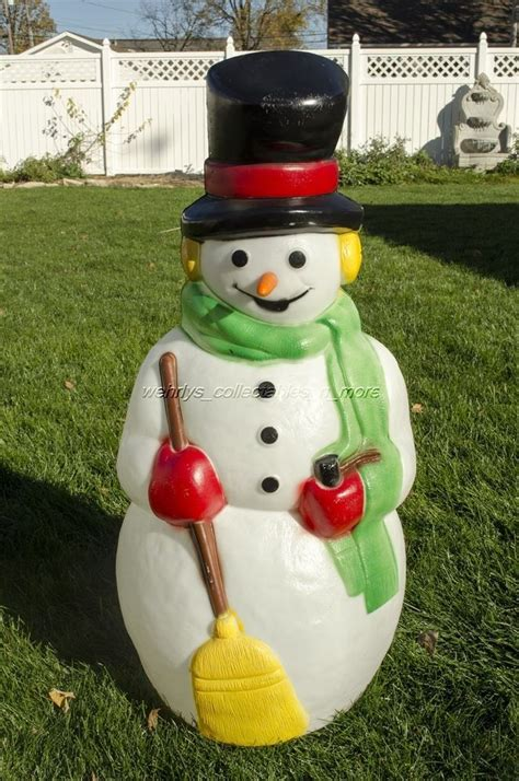 blow mold outdoor christmas decorations idolproject me