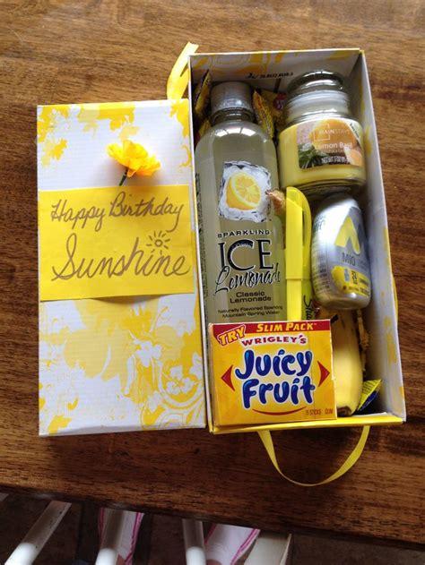 25 Best Golden Birthday Gifts Ideas On Pinterest