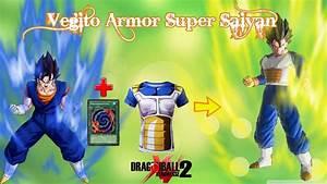 Dragon Ball Xenoverse 2 Mods - Vegito Armor Transform to Super Saiyan - YouTube
