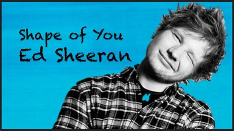 Testo The Best Of You by Ed Sheeran Shape Of You Testo Lyrics Tubespaper It