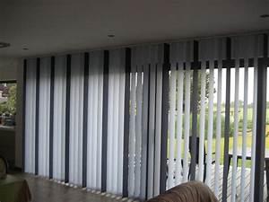 Store à Lamelles Verticales : stores lamelles verticales bois exterieur accueil design ~ Premium-room.com Idées de Décoration