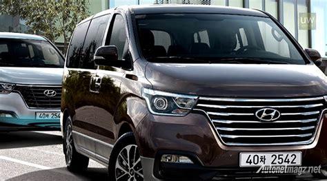Gambar Mobil Hyundai H1 spesifikasi hyundai h1 2018 indonesia autonetmagz