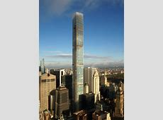 432 Park Avenue Residential and Construction Tour CTBUH