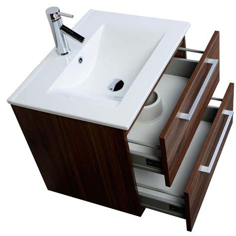 24 Inch Bathroom Vanity by European Styled Caen 23 5 Quot Single Bathroom Vanity Set In