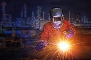 Bezpečnost práce při svařování elektrickým obloukem testy