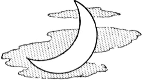Free Crescent Moon Cartoon, Download Free Clip Art, Free