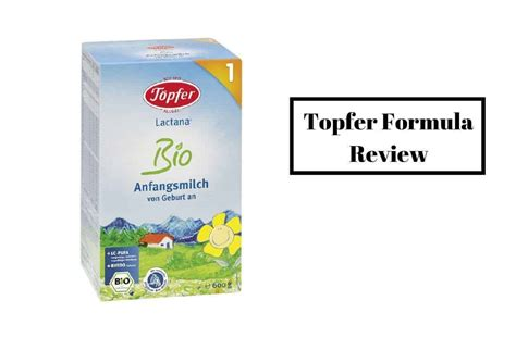 Topfer Formula Review [2021]: Is It The Best for Your Baby ...