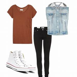 Laid back. Outfit by polyvore! Cute! | My Style | Pinterest | Polyvore Clothes and Dream closets